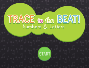 Trace to the Beat ABCYA Game