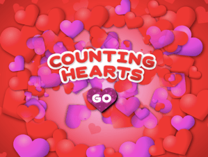 Counting Hearts ABCYA Game