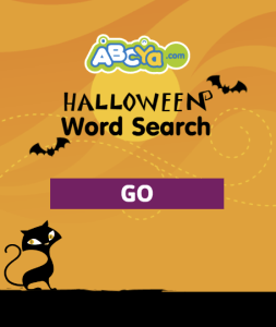 ABCYA Halloween Search Game