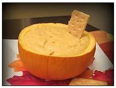 Pumpkin dip2