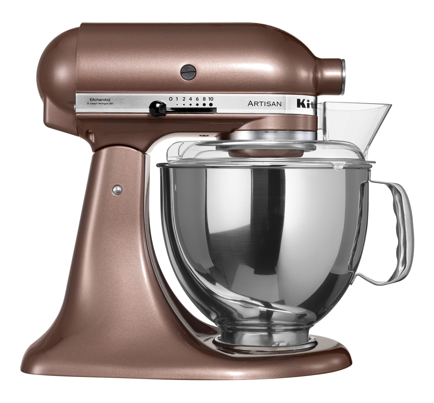 220 Volt KitchenAid 5KSM150PSEAP Artisan Stand Mixer  Apple Cider