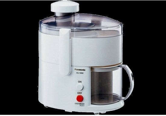 Panasonic MJ-68M 220 Volt Juice Extracting Juicer