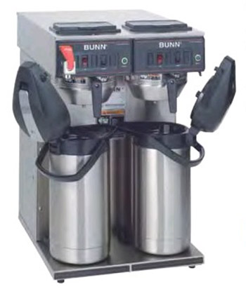 Bunn CWTFA TWIN APS234000044 Commercial Coffee Makers For