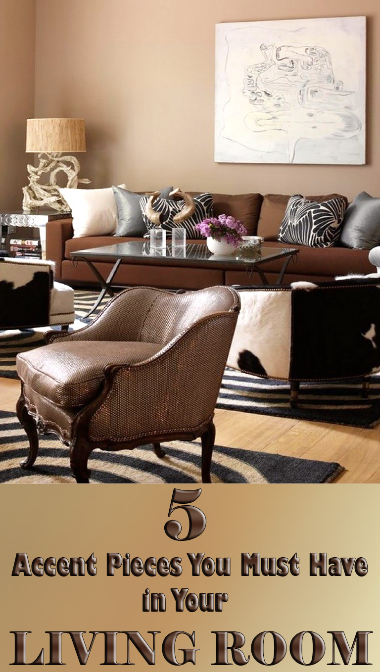 Ordinaire Living Room: 5 Accent Pieces You Must Have