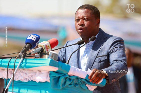 *Republic Of Togo* : Une année inédite