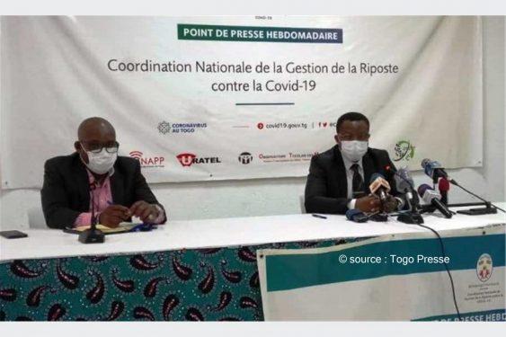 *Togo Presse* : COVID-19: Le colonel-médecin Djibril rassureque «les vaccins ne sont pas de qualités douteuses comme le spéculent certains»