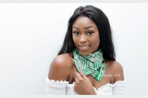 *L-Frii* : La Miss Togo Balbina d'Almeida recherche un homme qui remplit ce critère