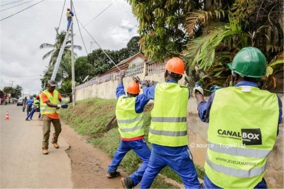 *Togo First* : Canalbox revendique une couverture intégrale de Lomé
