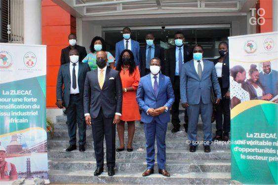 *Republic Of Togo* : ZLEC : les grands espoirs du Togo