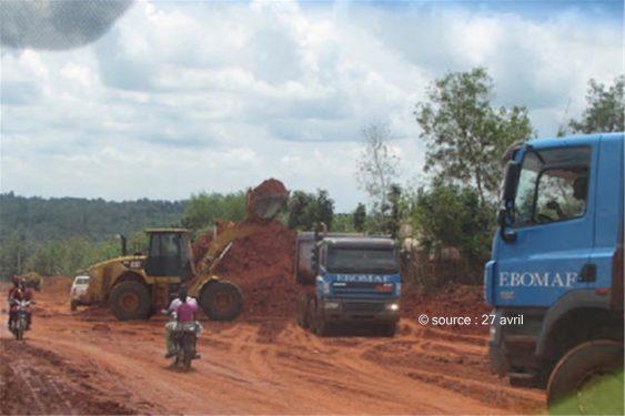*27 avril* : Route Lomé-Kpalimé, Ajuster l'Équité à la Sûreté : Message à Ebomaf, Comex et Onit