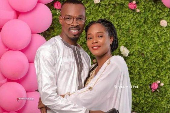 *L-Frii* : Togo / Musique : Almok réagit à la naissance de son deuxième enfant
