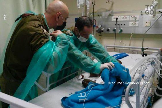 *Republic Of Togo* : Guinée Equatoriale : assistance médicale d'Israël