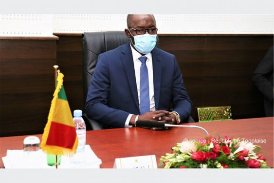 *République Togolaise* : Le Conseil National de Transition du Mali en séjour au Togo