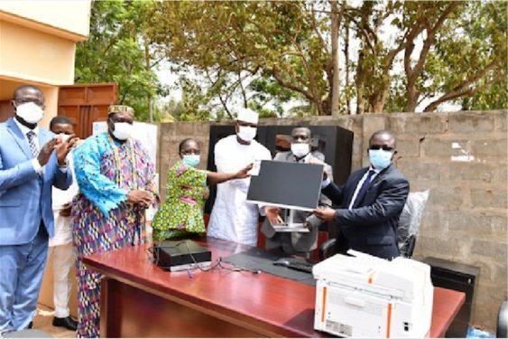*L-Frii* : Togo : vers une dématérialisation des processus de déclaration des naissances