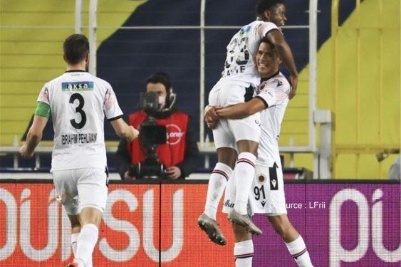 *L-Frii* : Floyd Ayité : le Togolais offre une précieuse victoire à Gençlerbirligi