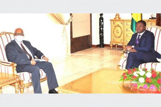 *Jeune Afrique* : La transition malienne discutée à Lomé