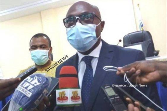 *Savoir News* : Togo/Covid-19 : «La vaccination n'est pas obligatoire, mais fortement recommandée» (Pr. Didier Koumavi Ekouévi)