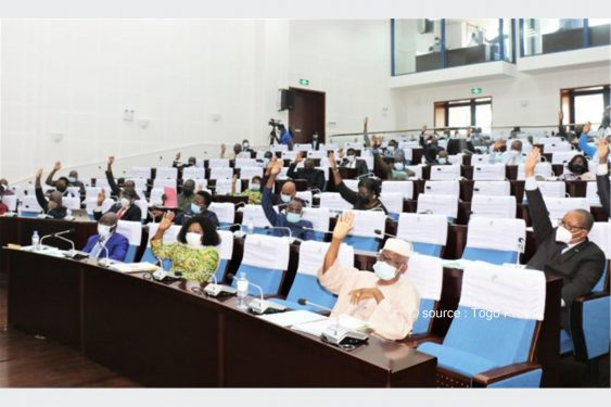 *Togo Presse* : Lutte contre la covid-19: L'Assemblée nationale proroge à nouveau l'Etat d'urgence sanitaire pour 6 mois