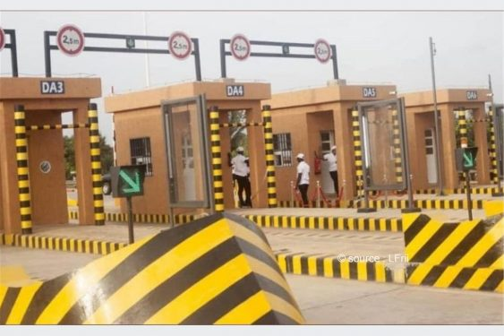 *L-Frii* : Togo : Voici les nouveaux tarifs aux péages (Gouvernement)