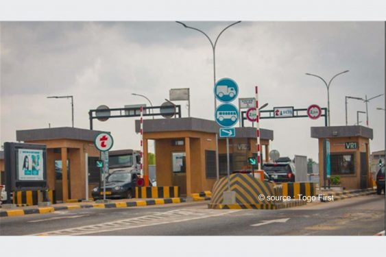 *Togo First* : Togo: lancement du processus d'automatisation de 10 nouveaux postes de péages