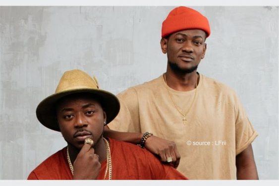 *L-Frii* : Toofan : Quand une improvisation du duo togolais sur un plateau télé tend à devenir un tube (vidéo)