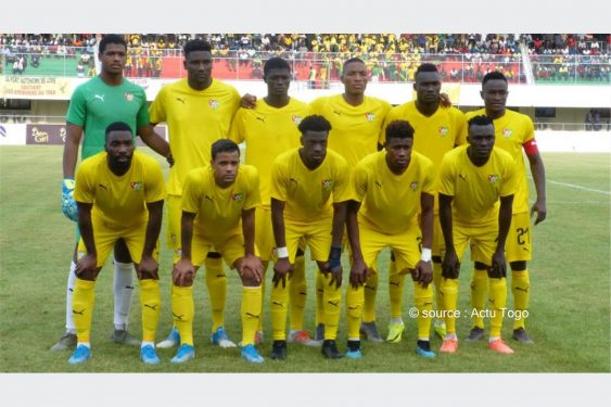 *Actu Togo* : Football/Classement FIFA : le Togo de Claude Leroy dégringole