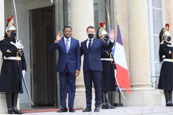 *LomeGraph* : Partenariat Togo-France: Faure et Macron engagent une nouvelle dynamique plus ambitieuse
