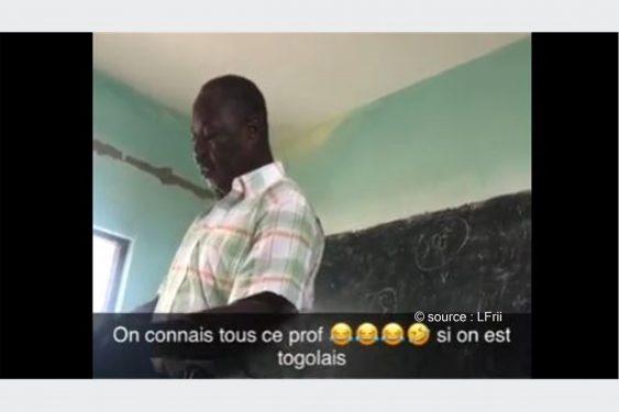 *L-Frii* : Togo : quand plusieurs générations d'élèves rendent hommage à ce fameux vendeur de documents (vidéo)