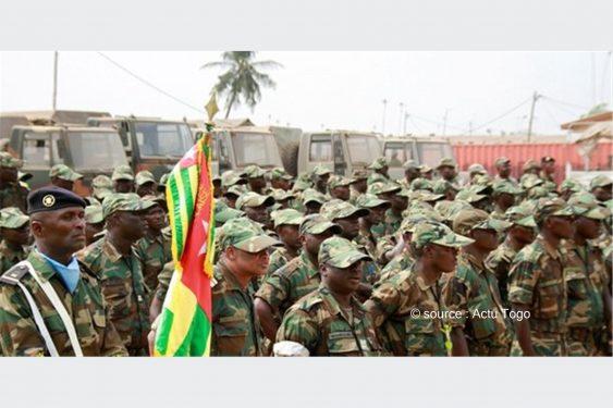 *Actu Togo* : Togo/FAT : une nouvelle unité spéciale se base à Sotouboua