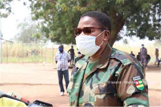 *République Togolaise* : Recrutement militaire : le ministère des armées alerte sur des arnaques