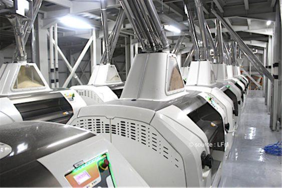 *L-Frii* : Togo : la Société des moulins modernes du Togo (SMMT) désormais opérationnelle