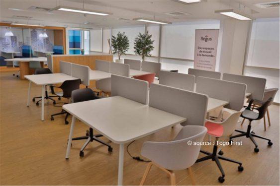 *Togo First* : Regus, le leader mondial des espaces de coworking, va ouvrir à Lomé d'ici mai