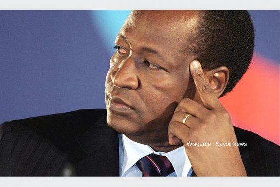 *Savoir News* : Burkina: Plus de 30 ans après, l'ex-président Compaoré sera jugé pour l'assassinat de Thomas Sankara