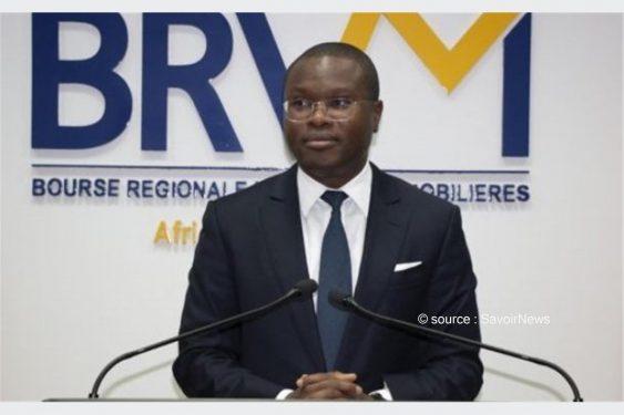 *Savoir News* : BRVM Awards 2021 : Romuald Wadagni, lauréat du prix spécial BRVM et DC/BR