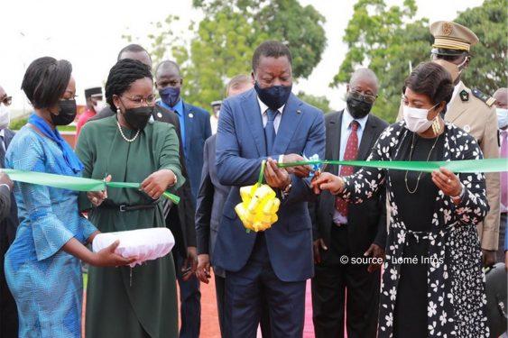 *Lomé Infos* : Togo: l'IFAD dédié aux métiers du bâtiment désormais opérationnel.