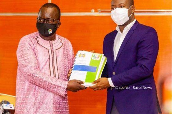 *Savoir News* : Politiques nationales des sports et des loisirs au Bénin: Le Comité technique de suivi rend son rapport au ministre