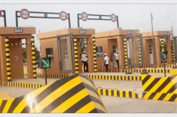*L-Frii* : Togo : l'automatisation des péages étendue à 10 nouveaux postes