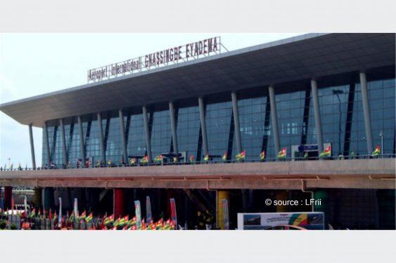 *L-Frii* : Togo : certification anti-covid pour l'aéroport international de Lomé