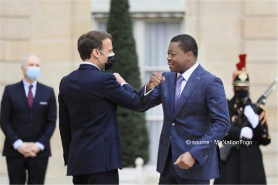 *Ma Nation Togo* : France-Togo: Macron et Gnassingbé s'engagent pour un bilatéralisme économiquement plus ambitieux
