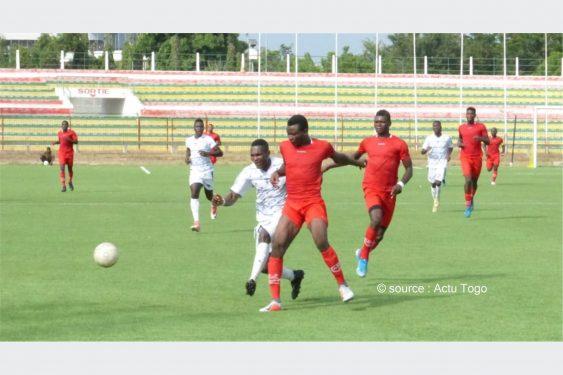 *Actu Togo* : Togo/D1 : ASCK et DYTO FC, les maîtres de la journée 2