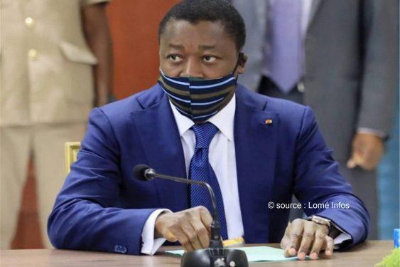 *Lomé Infos* : Togo: Faure Gnassingbé présent à l'investiture de Mohamed Bazoum.