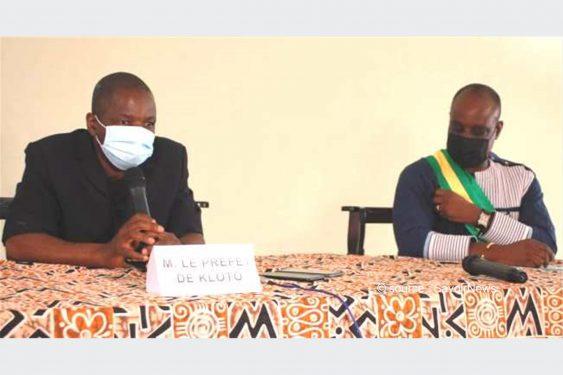 *Savoir News* : Décentralisation : La commune de Kloto 1 en session ordinaire de l'année