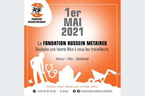 *Gapola* : 1er mai : La Fondation Hussein Metairek souhaite une bonne fête aux travailleurs