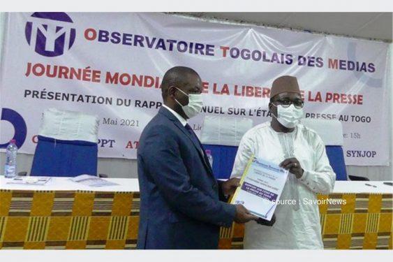 *Savoir News* : Liberté de la presse au Togo : L'OTM note des améliorations et appelle à plus de professionnalisme