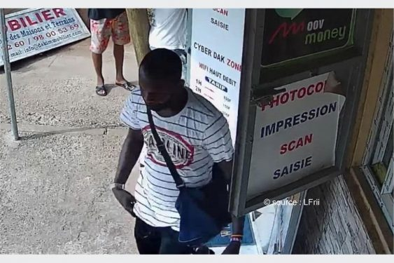 *L-Frii* : Togo : Un voleur de téléphone activement recherché ; appel aux témoins (vidéo)