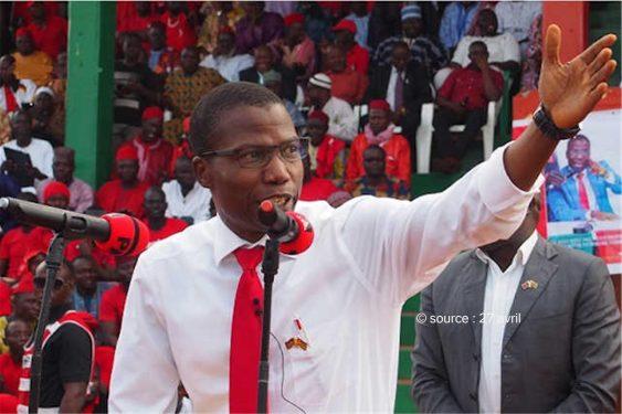 *27 avril* : Tikpi Atchadam; Seul au milieu du Désert de l'opposition Togolaise?
