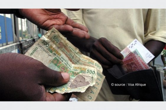 *Voa Afrique* : La BCEAO retire ses réserves de change de la tutelle de la Banque de France