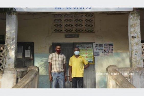 *Miabe Togo Actu* : Trafic de faux billets : la gendarmerie met la main sur deux présumés arnaqueurs