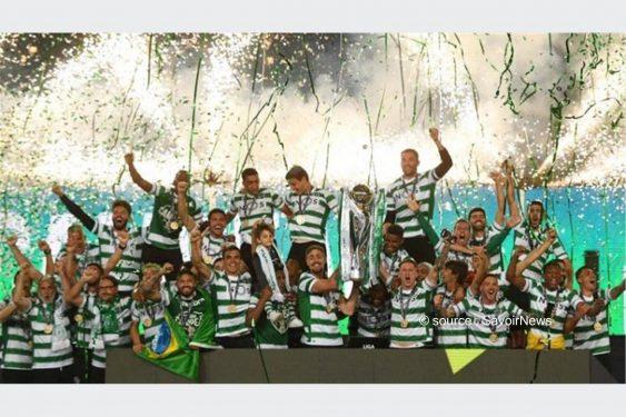 *Savoir News* : Portugal : Le Sporting sacré champion après 19 ans d'attente