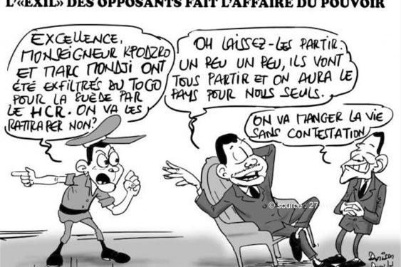 *27 avril* : Togo : De la répression à la traque des opposants
